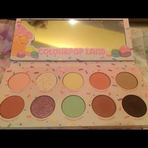 COLOURPOP CANDY CASTLE PALETTE
